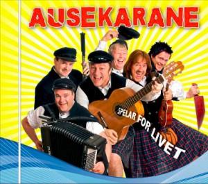 Ausekarane: Spelar for livet, CD 2011