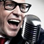 Heine Totland som Buddy Holly, bilde