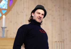 Claus Sellevoll. Foto: Arthur Kleiveland